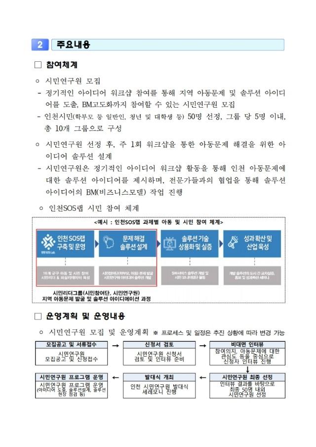 (재)인천테크노파크 공고 제2021-170호, 2021년 인천 SOS랩(Solutions in Our Society) 시민연구원 모집.pdf_page_2.jpg